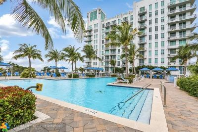 West Palm Beach Condo/Townhouse For Sale: 300 S Australian Ave #110