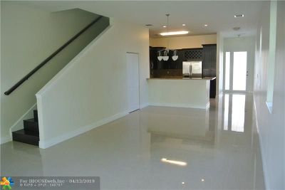 Wilton Manors Rental For Rent: 632 NE 20 St #632