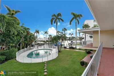 Fort Lauderdale Condo/Townhouse For Sale: 2725 NE 32nd Ave #7