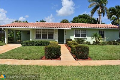 Deerfield Beach Single Family Home For Sale: 1109 SE 5th Ct