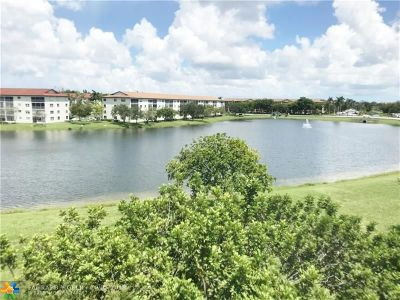 Pembroke Pines Condo/Townhouse For Sale: 13055 SW 15th Ct #412