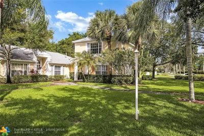 Tamarac FL Condo/Townhouse For Sale: $249,800