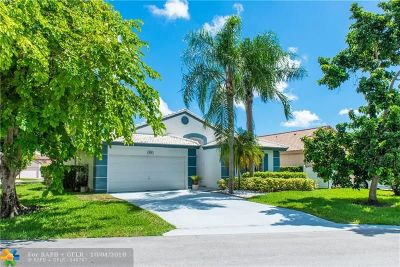 Deerfield Beach Single Family Home For Sale: 488 NW 46th Ave