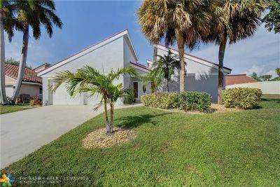 Boca Raton Single Family Home For Sale: 149 SW 15th Dr