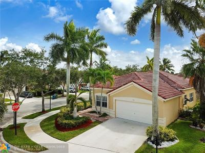 Weston Single Family Home Backup Contract-Call LA: 968 Tanglewood Cir