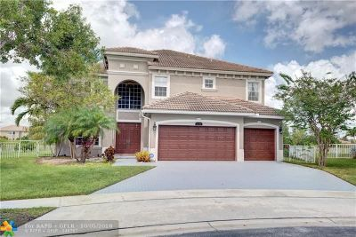 Miramar Single Family Home For Sale: 5348 SW 150th Ter