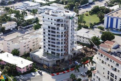 Fort Lauderdale Condo/Townhouse For Sale: 620 Bayshore Drive #301