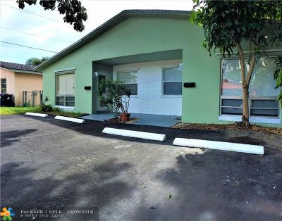 Fort Lauderdale Multi Family Home For Sale: 950 SW 16th St