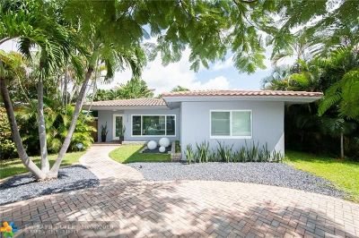 Fort Lauderdale Single Family Home Backup Contract-Call LA: 1136 NE 10th Ave