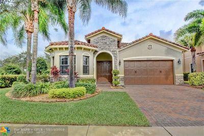 Parkland Single Family Home Backup Contract-Call LA: 7503 NW 113th Av