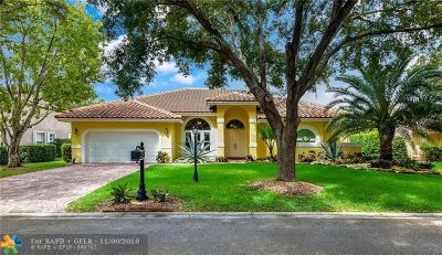 Parkland Single Family Home Backup Contract-Call LA: 5815 NW 96th Dr