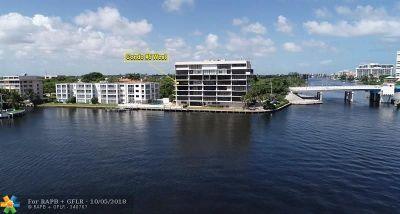 Boca Raton Condo/Townhouse Backup Contract-Call LA: 900 NE Spanish River Blvd #5-W