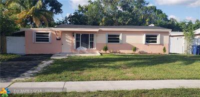 Miramar Single Family Home Backup Contract-Call LA: 6921 SW 26th St