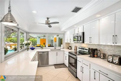 Fort Lauderdale Single Family Home For Sale: 2765 NE 35th St