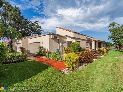 Weston Condo/Townhouse Backup Contract-Call LA: 542 Village Lake Dr #542