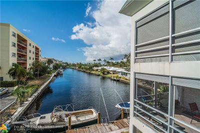 Lauderdale By The Sea Condo/Townhouse For Sale: 1439 S Ocean Blvd #216
