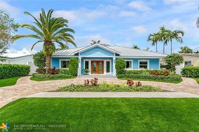 Dania Beach Single Family Home For Sale: 325 NE 3rd Ave