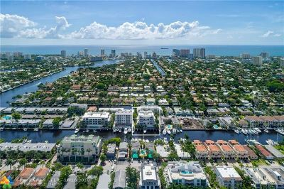 Fort Lauderdale Condo/Townhouse For Sale: 151 Isle Of Venice #5A