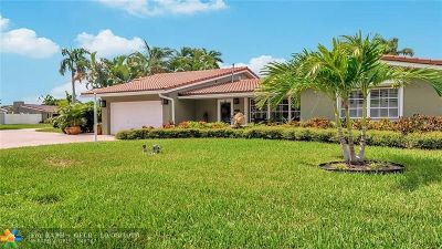 Lauderdale By The Sea Single Family Home For Sale: 1755 E Terra Mar Dr