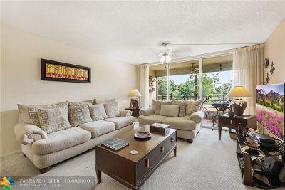 Tamarac Condo/Townhouse For Sale: 8300 Sands Point Blvd #207K