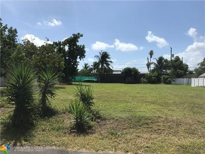 Fort Lauderdale Residential Lots & Land For Sale: 00000 SW 46th Ct