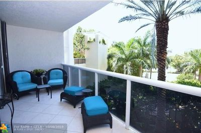 Fort Lauderdale Condo/Townhouse For Sale: 3100 N Ocean Blvd #306