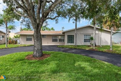 Pompano Beach Single Family Home Backup Contract-Call LA: 1711 SW 6th Avenue