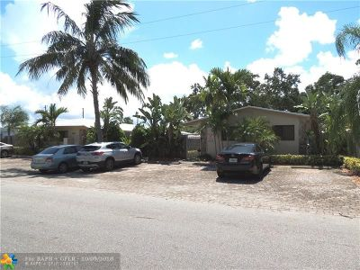 Fort Lauderdale Multi Family Home For Sale: 1023 NW 1st Ave