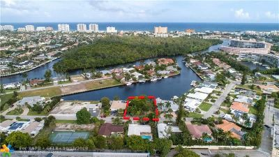 Deerfield Beach Residential Lots & Land For Sale: 24 Little Harbor Way
