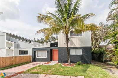 Fort Lauderdale Single Family Home For Sale: 5521 SW 43rd Ter