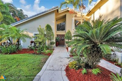 Coral Springs Single Family Home Backup Contract-Call LA: 8844 NW 47th Drive