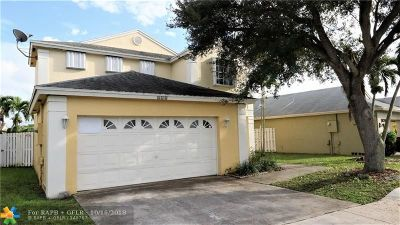 Sunrise Single Family Home For Sale: 124 W Riverbend Dr