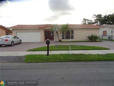 Miami Single Family Home Backup Contract-Call LA: 2900 SW 99th Pl
