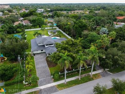 Miami Single Family Home For Sale: 8635 SW 96th St
