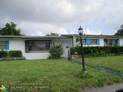 North Miami Single Family Home For Sale: 1525 NE 136th St