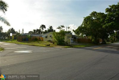 Fort Lauderdale Single Family Home For Sale: 3480 SW 15th St