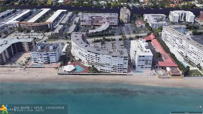 South Palm Beach Condo/Townhouse For Sale: 3590 S Ocean Boulevard #410