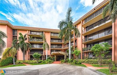 Fort Lauderdale Condo/Townhouse For Sale: 1201 River Reach Dr #317