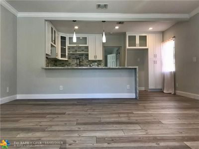 Fort Lauderdale Single Family Home For Sale: 1433 NW 5th Ave