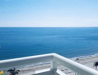 Condo/Townhouse Backup Contract-Call LA: 3900 Galt Ocean Dr #1103