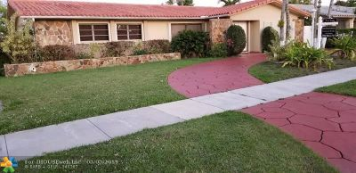 Miami Single Family Home For Sale: 1805 SW 104th Ct