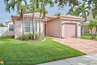 Miramar Single Family Home For Sale: 17663 SW 19th St