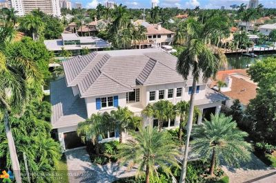 Fort Lauderdale Single Family Home For Sale: 400 Coral Way
