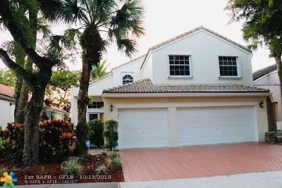 Parkland Single Family Home For Sale: 7535 NW 68th Way