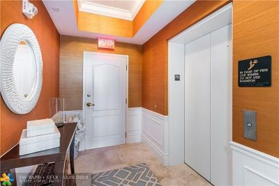 Hollywood Condo/Townhouse For Sale: 3501 N Ocean Dr #PH7