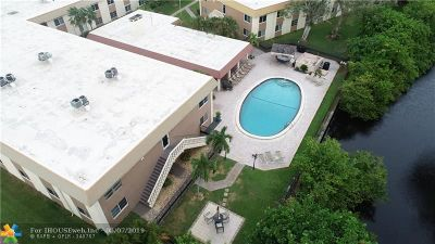 Wilton Manors Condo/Townhouse For Sale: 1950 N Andrews Ave #105D
