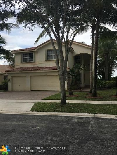 Miramar Single Family Home For Sale: 2121 SW 164th Ave