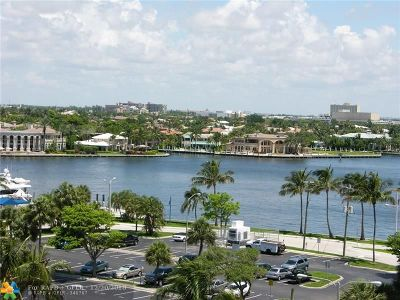 Fort Lauderdale Condo/Townhouse For Sale: 200 S Birch Rd #403