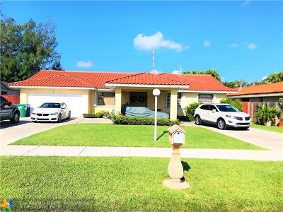 Miami Single Family Home For Sale: 244 NW 136th Pl