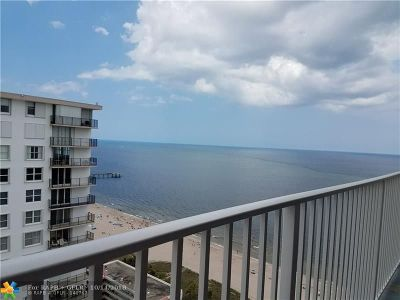 Pompano Beach Condo/Townhouse For Sale: 111 Briny Ave #PH7